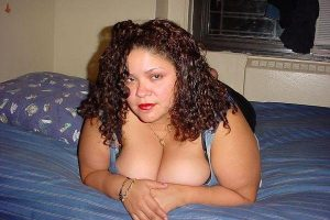 Farah belle métisse ronde