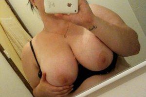 Photo coquine de mes seins