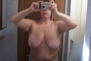 Photo de moi seins nus