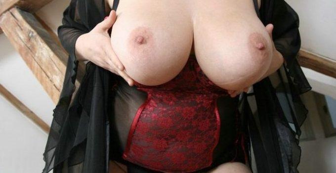 Ma grosse paire de seins sexy