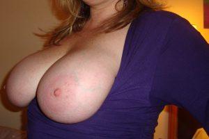 Mes gros seins mignons