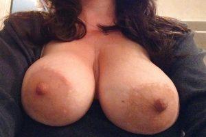 Mes gros seins en photo