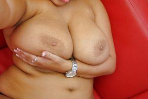 Photo coquine de mes gros seins