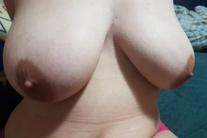 Photo cochonne de ma poitrine