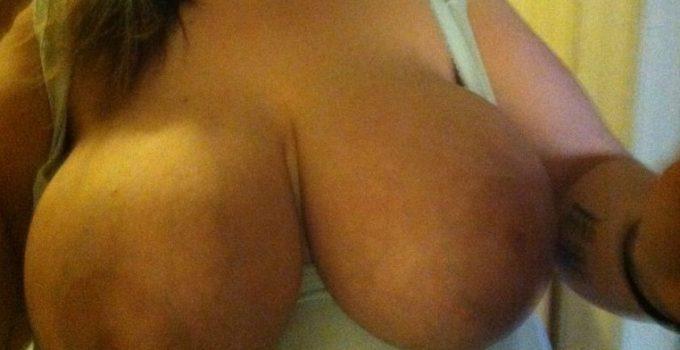 Mon énorme poitrine très sexy