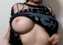 Photo chaude de ma poitrine